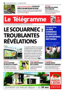 Le Télégramme Landerneau - Lesneven – 18 février 2020
