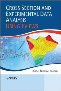 Cross Section and Experimental Data Analysis Using Eviews