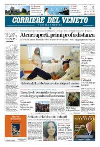 Corriere del Veneto Venezia e Mestre – 08 settembre 2020