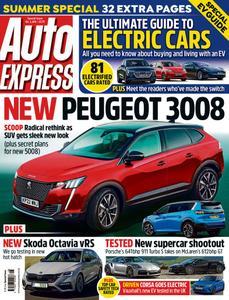 Auto Express – July 08, 2020