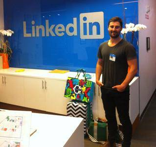 Liam Austin - Linkedin Incubator (2016)