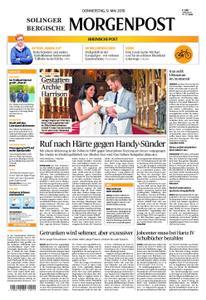 Solinger Morgenpost – 09. Mai 2019