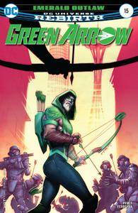 Green Arrow 015 2017 2 covers Digital Zone-Empire