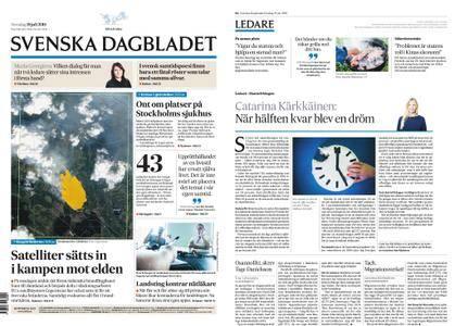 Svenska Dagbladet – 19 juli 2018