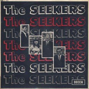 The Seekers - The Seekers (1965) Decca/LK 4694 - UK Mono Pressing - LP/FLAC In 24bit/96kHz