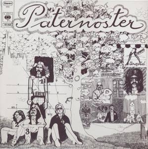 Paternoster - Paternoster (1972) Ohrwaschl Records/OW 004-1 LP - DE Pressing - LP/FLAC  In 24bit/96kHz