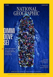 National Geographic Italia - giugno 2019