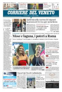 Corriere del Veneto Venezia e Mestre – 09 agosto 2020