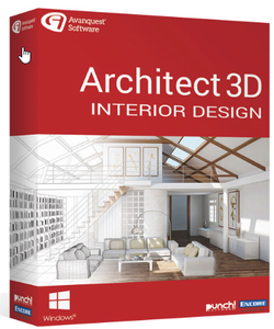 Architect 3D 2018 v20 Interior Design iSO