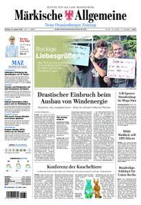 Neue Oranienburger Zeitung - 19. August 2019