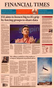 Financial Times UK – 20 February 2020