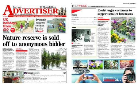 The Herts Advertiser – January 24, 2019