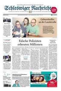 Schleswiger Nachrichten - 27. Januar 2018