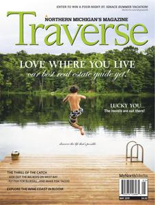 Traverse, Northern Michigan's Magazine - May 2019