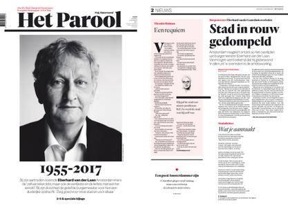 Het Parool – 06 oktober 2017