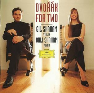Gil Shaham, Orli Shaham - Dvořák for Two (1997)