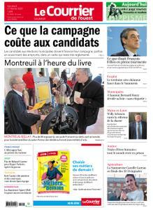 Le Courrier de l'Ouest Saumur – 21 février 2020