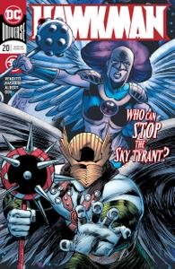 Hawkman 020 2020 Digital Zone