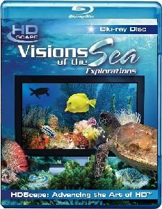 HDScape: HDWindow - Visions of the Sea - Explorations / HD Scape: Морские Виды (2006)