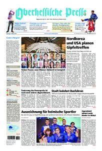 Oberhessische Presse Marburg/Ostkreis - 10. März 2018