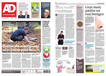 Algemeen Dagblad - Rotterdam Stad – 24 augustus 2018