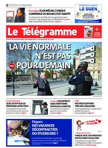 Le Télégramme Guingamp – 08 avril 2020