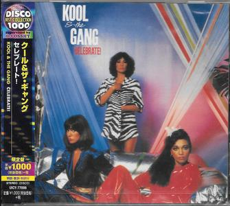 Kool & The Gang - Celebrate! (1980) [2015, Japan]
