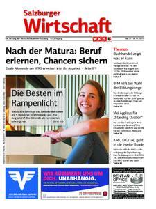 Salzburger Wirtschaft – 08. November 2019