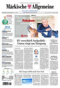 Märkische Allgemeine Zossener Rundschau - 30. Juni 2018