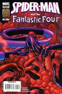Spider-Man and the Fantastic Four 04
