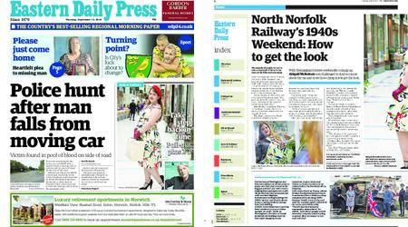 Eastern Daily Press – September 13, 2018