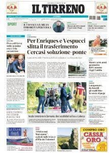 Il Tirreno Livorno - 21 Luglio 2018