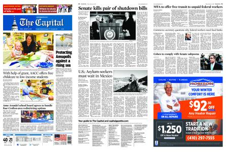 The Capital – January 25, 2019