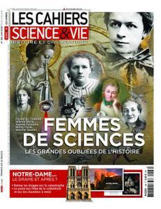 Les Cahiers de Science & Vie - juin 2019