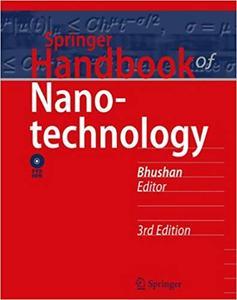 Springer Handbook of Nanotechnology  Ed 3