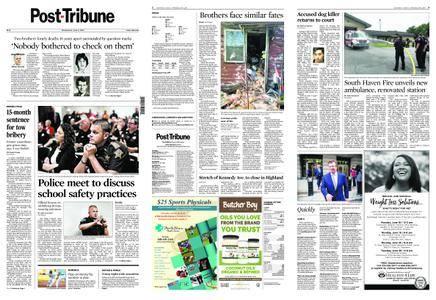 Post-Tribune – June 06, 2018