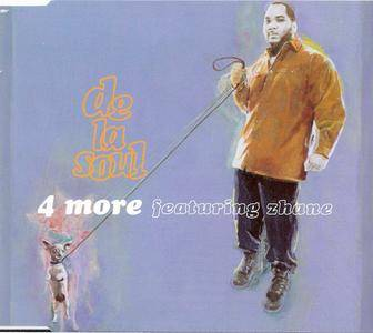 De La Soul - 4 More (UK CD5) (1996) {Tommy Boy} **[RE-UP]**