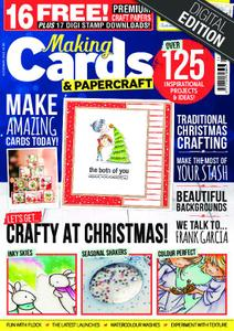 Making Cards & PaperCraft – December 2018