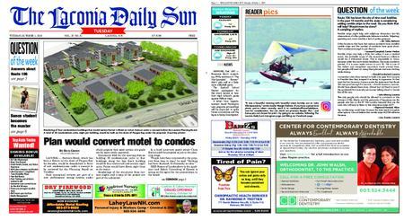 The Laconia Daily Sun – October 01, 2019