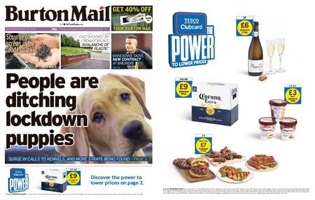 Burton Mail – May 20, 2021