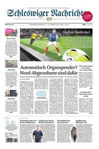 Schleswiger Nachrichten - 11. Januar 2020