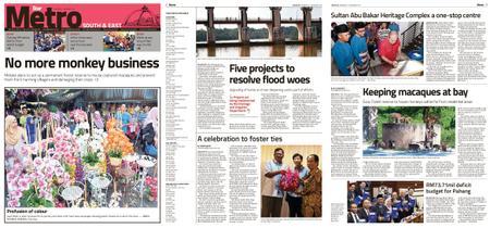 The Star Malaysia - Metro South & East – 21 November 2018