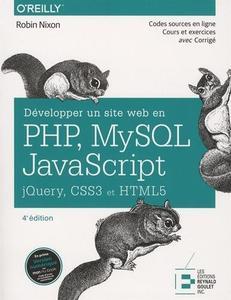 "Robin Nixon, ""Développer un site web en PHP, MySQL, JavaScript"", 4e éd. (repost)"