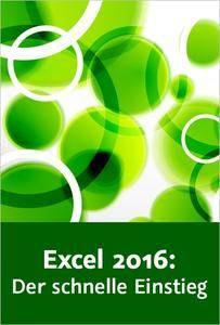 Video2Brain - Excel 2016: Der schnelle Einstieg