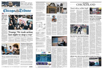 Chicago Tribune – January 04, 2020