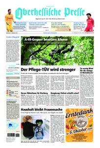 Oberhessische Presse Hinterland - 02. Oktober 2019