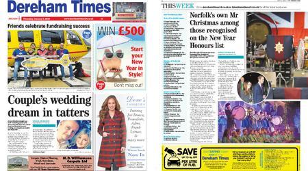 Dereham Times – January 02, 2020
