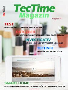 TecTime Magazin - Nr.31 2021
