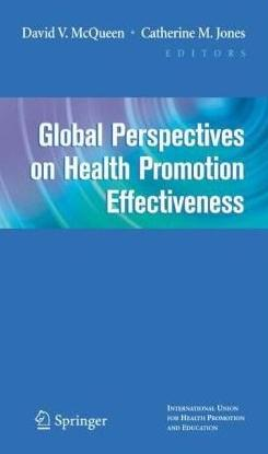 """Global Perspectives on Health Promotion Effectiveness"" (Repost)"