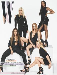 W Magazine - March 2017